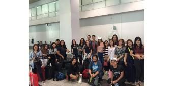 Psychology Students Attend PH's Psychological Association Convention