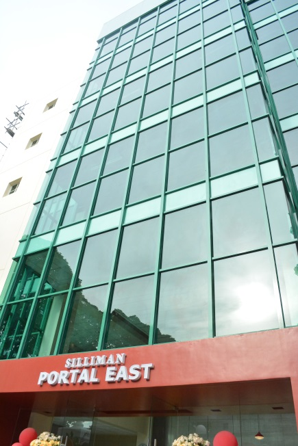 Portal East Building Inaugurated