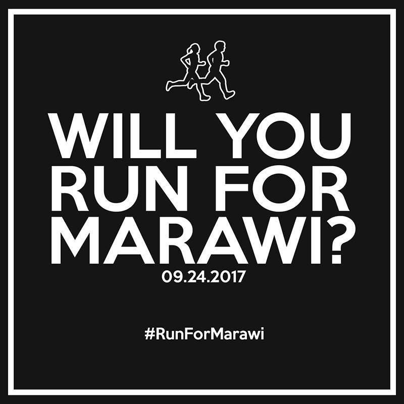 Muslim, Christian Students Organize #RunForMarawi