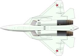 Sukhoi Su-57 in colours (PAK FA, Prospective Air Complex