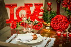 Luminárias, passaros, topiaras para o Dia dos Namorados- Formoinha Decorações