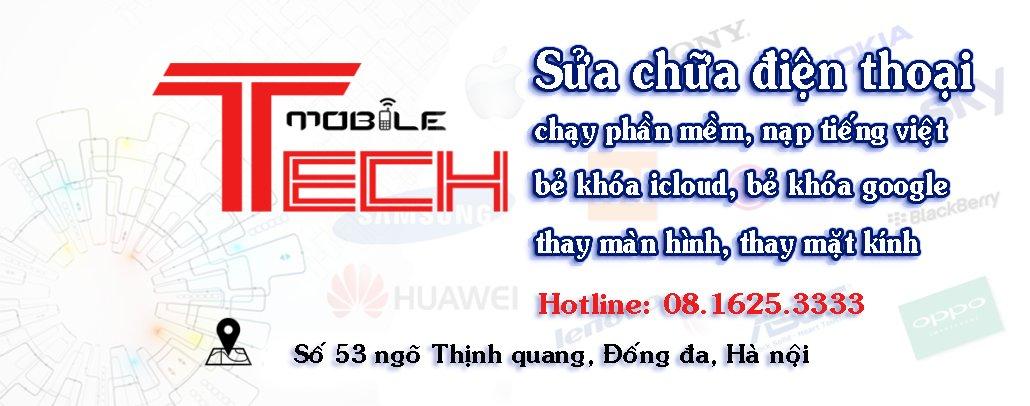 giới thiệu sửa chữa Mobile Tech