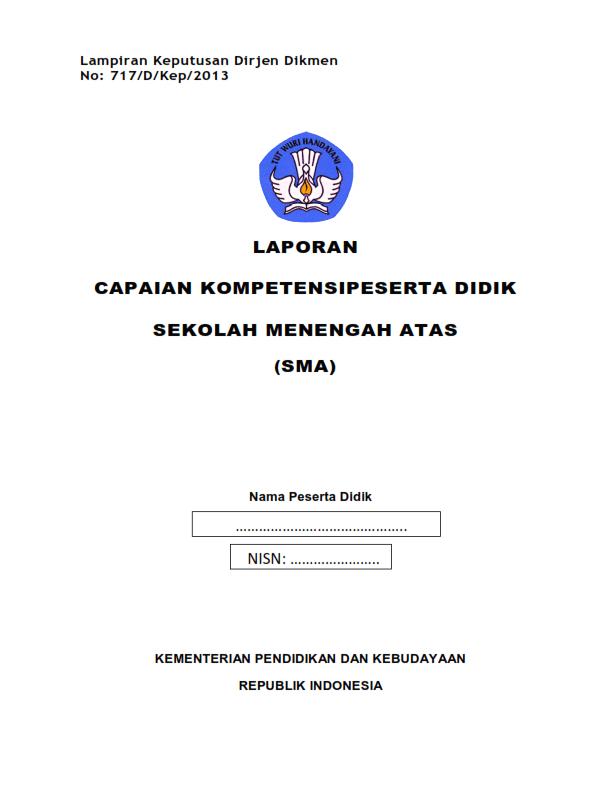 Download Aplikasi Raport Sma Kurikulum 2013 Gratis : download, aplikasi, raport, kurikulum, gratis, MODEL, RAPOR, KURIKULUM, (VINAL), SUAIDINMATH'S