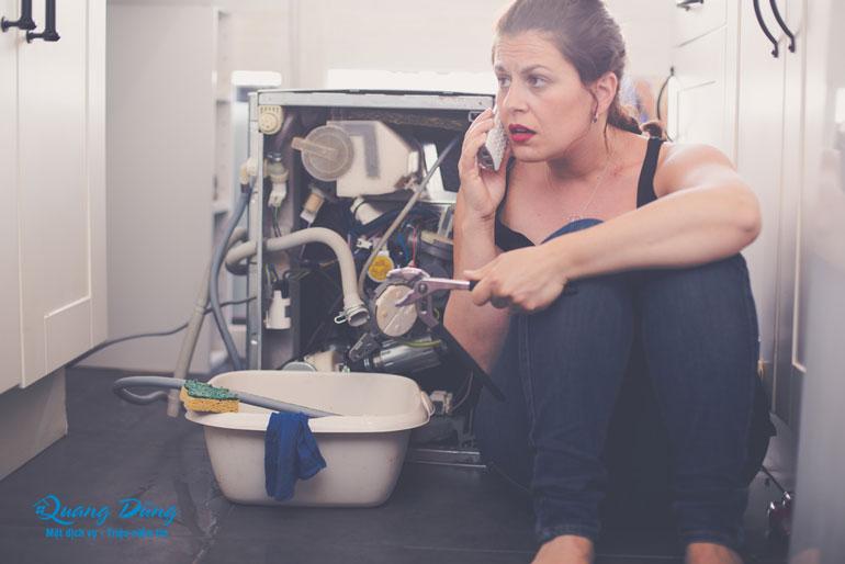 cách tự sửa máy giặt electrolux tại nhà