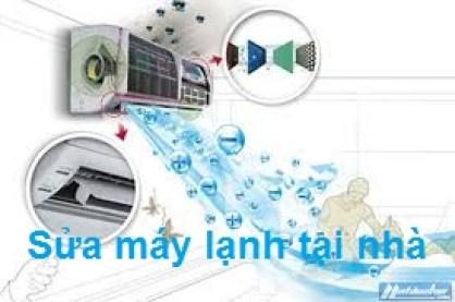 dịch vụ vệ sinh máy lạnh tại nhà hcm
