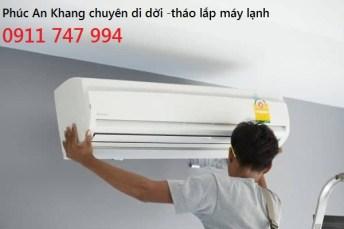 di dời máy lạnh tận nơi
