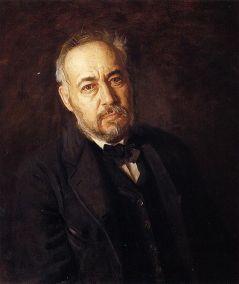 Thomas Eakins - Self Portrait -1902