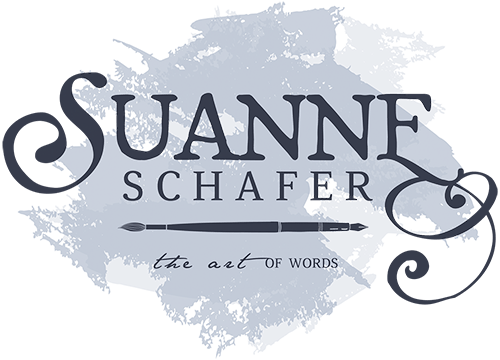 Author Suanne Schafer: The Art of Words.