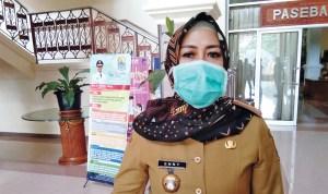 Kepala Dinas Kesehatan Kabupaten Cirebon Enny Suhaeni