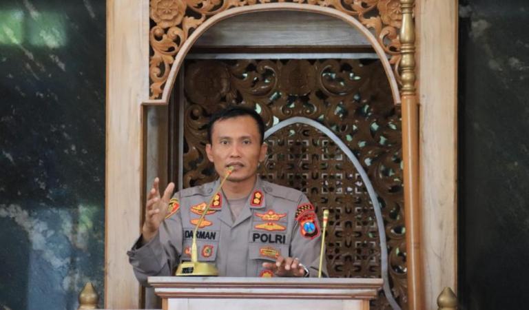 AKBP Darman Minta Personel Polres Tuban Ngaji Kitab Kuning