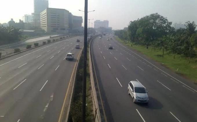 Kepadatan Tol Cikampek Sedikit Merenggang, Lalin Jakarta Semakin Memadat