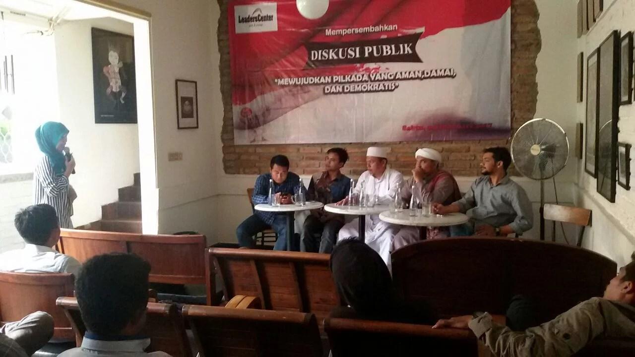 Konspirasi SBY-Ma'ruf, Adi Prayitno: Tim Ahok Harus Memberi Bukti