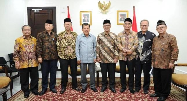 Hadiri Penutupan Tanwir Muhammadiyah, Wapres JK Bicara Soal Keadilan Sosial