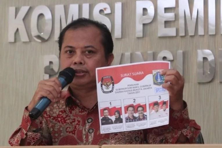 KPU DKI: Proses Scan Formulir C1 Selesai Dua Hari