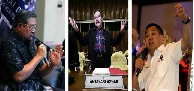 Nyanyian Antasari: Bongkar Dalang Kriminalisasi, SBY dan Hary Tanoe Terseret