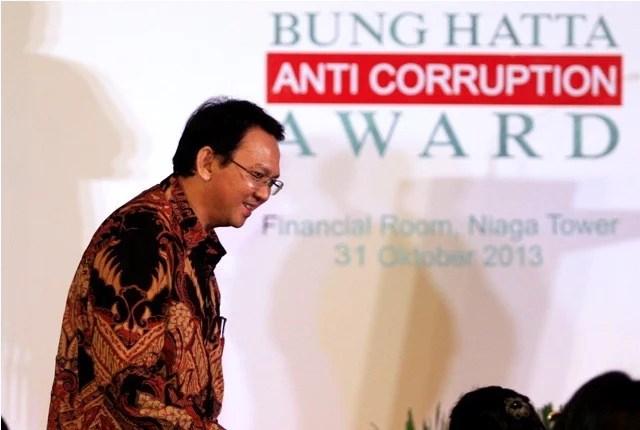 Ahok Anti-Korupsi, Mantan Pimpinan KPK: Siapa Bilang?