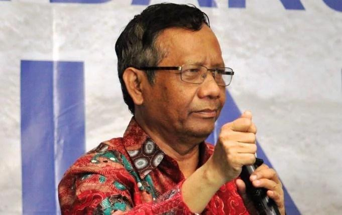 Mahfud MD: GP Ansor Tak Boleh Bubarkan Pengajian