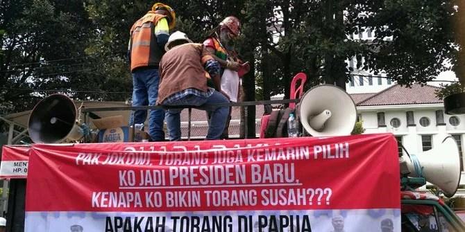 Sengketa Freeport Bisa Picu Referendum Papua