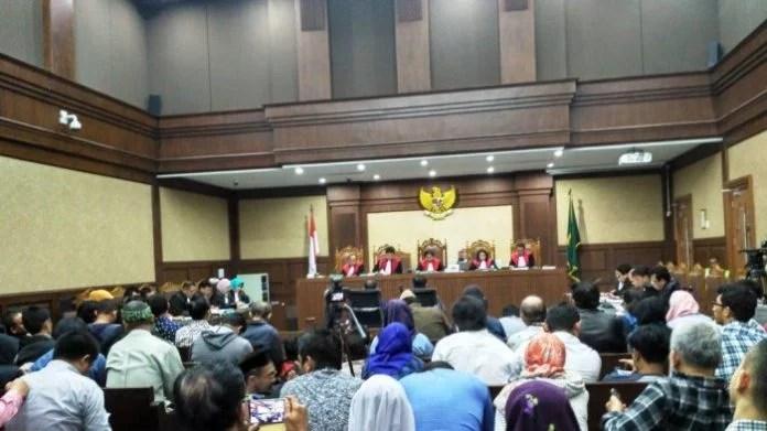 KPK Belum Ajukan Pencegahan Ke Luar Negeri Nama-nama Penerima Dana Korupsi