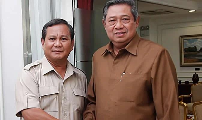 Pertemuan Prabowo-SBY Kembali Batal