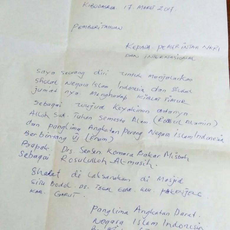Polres Garut Periksa 7 Saksi Terkait Shalat Menghadap ke Timur