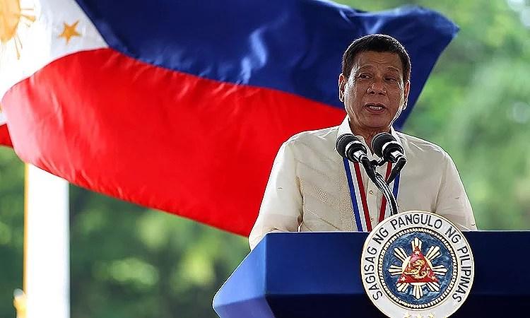 Teroris Brutal, Presiden Filipina: Saya Akan Makan Hidup-Hidup