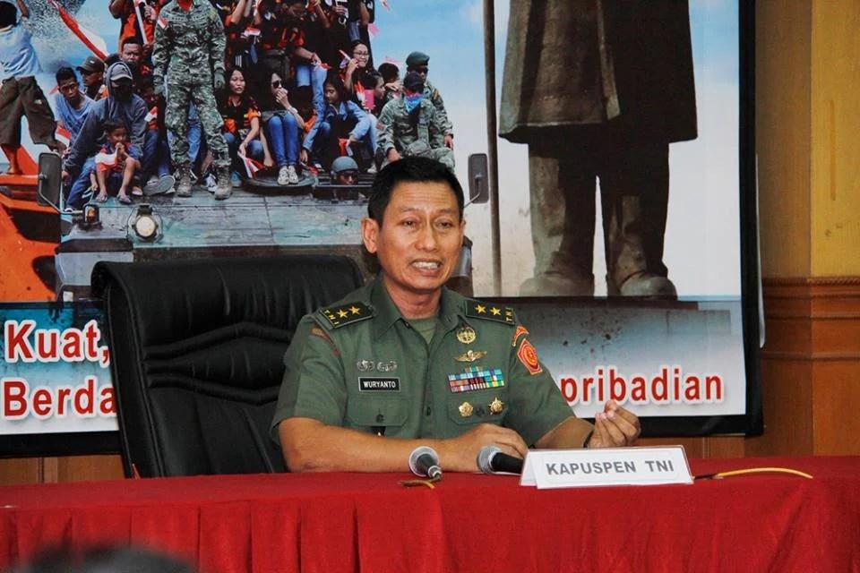 Tanggapi Investigasi Allan Nairn, Puspen TNI: Itu Hoax