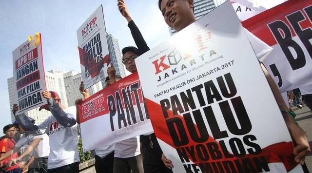 Inilah 542 TPS Rawan di Pilkada DKI Jakarta