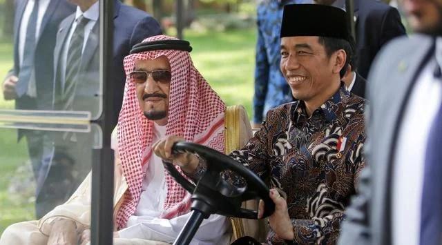 Presiden Jokowi Kecewa dengan Raja Salman