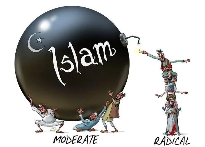 Meredam Islam Radikal yang Sandera Demokrasi Indonesia