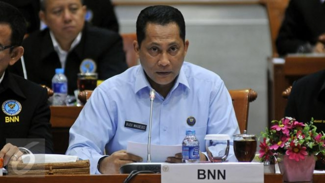 65 Narkoba Jenis Baru Sudah Masuk ke Indonesia