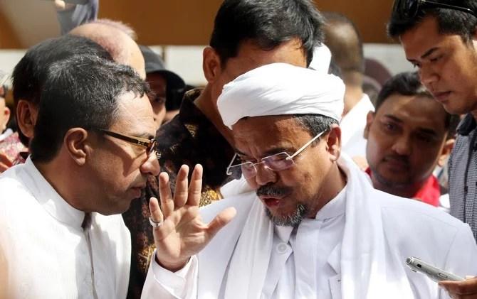 Alasan Haji, Rizieq Shihab Tunda Lagi Pulang ke Indonesia
