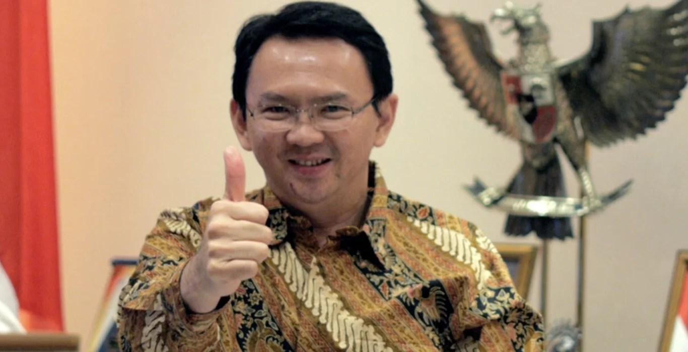 Ahok Mengundurkan Diri Dari Gubernur DKI
