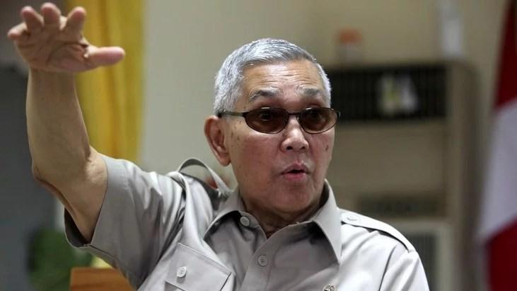 Ormas Pemersekusi Rusak Pancasila, Try Sutrisno: Negara Harus Berantas!