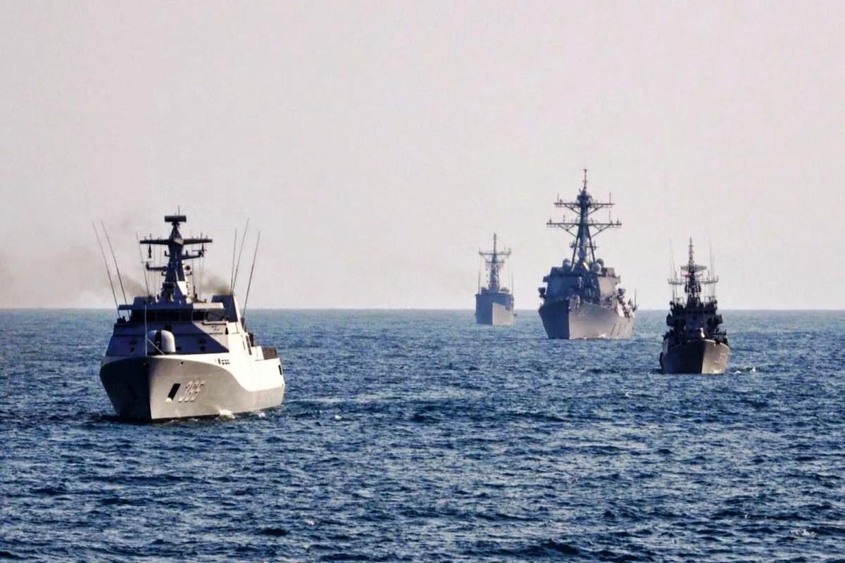 Tingkatkan Keamanan, TNI Gelar Patroli Maritim Tiga Negara