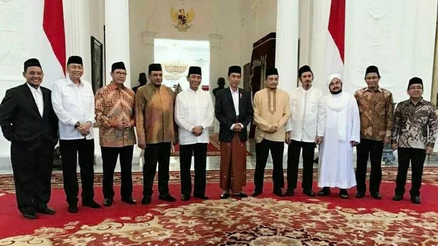 GNPF MUI : Pertemuan dengan Presiden adalah Kebutuhan Dialog Kedua Pihak