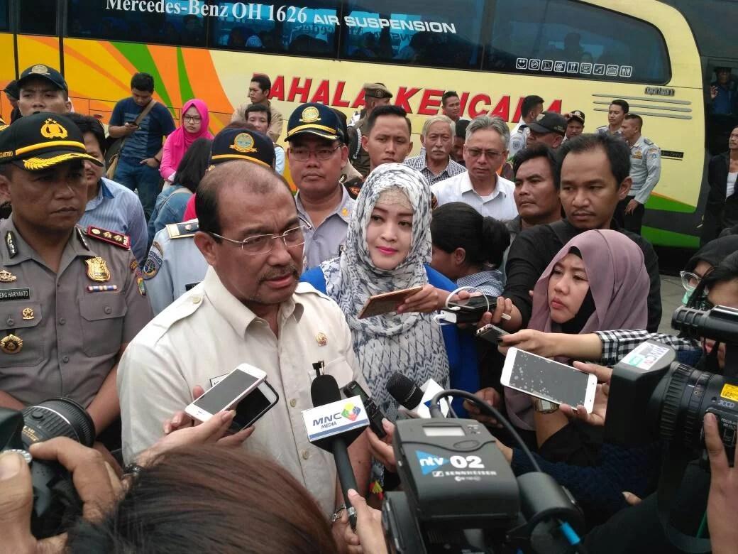 DPD RI Cek Kesiapan Final Pelabuhan Tanjung Priuk dan Terminal Pulogebang
