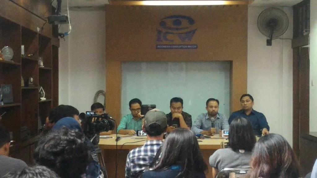 Selain Salah Sasaran, Hak Angket DPR untuk KPK Juga Ilegal