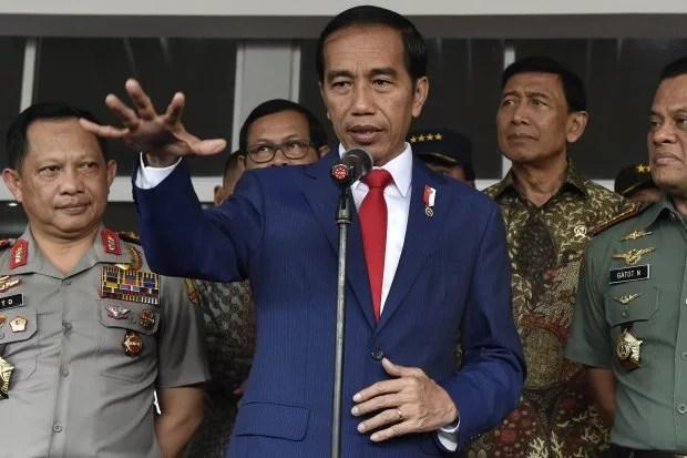 Disindir SBY-Prabowo, Presiden Jokowi Akhirnya Angkat Bicara terkait Presidential Threshold
