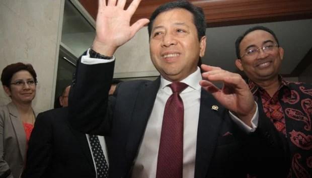 KPK Pegang Ribuan Bukti Keterlibatan Setya Novanto dalam Kasus Korupsi e-KTP