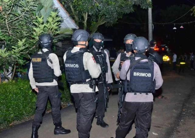 Kondisi Terkini Dua Brimob yang Ditikam Teroris