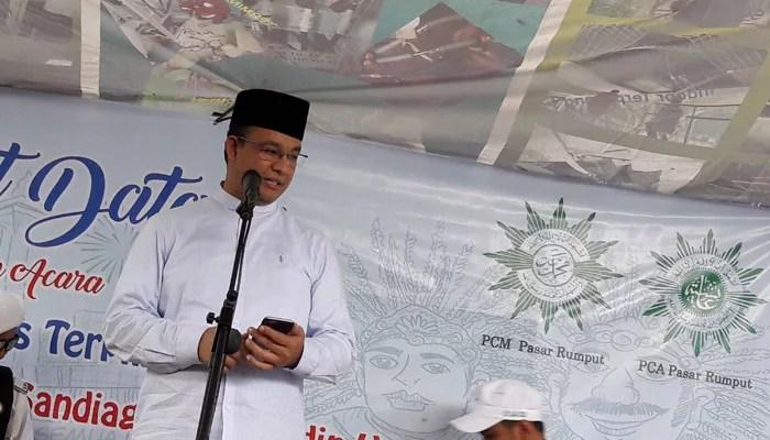 Usai Dilantik Nanti, Anies Baswedan Janji Akan Kelola Toleransi di Ibukota