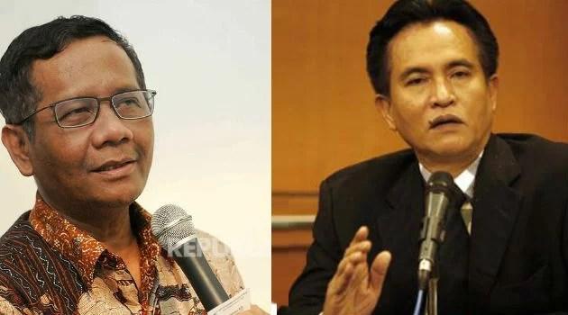 Yusril Dukung HTI, Mahfud MD: Bubarkan!