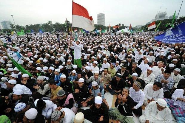 Tahun 2045 Indonesia Tak Lagi Menjadi Negara Muslim Terbesar Di Dunia