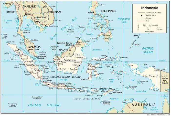 16.056 Pulau di Indonesia Terverifikasi, Masih Ada 1.448 Pulau Lagi