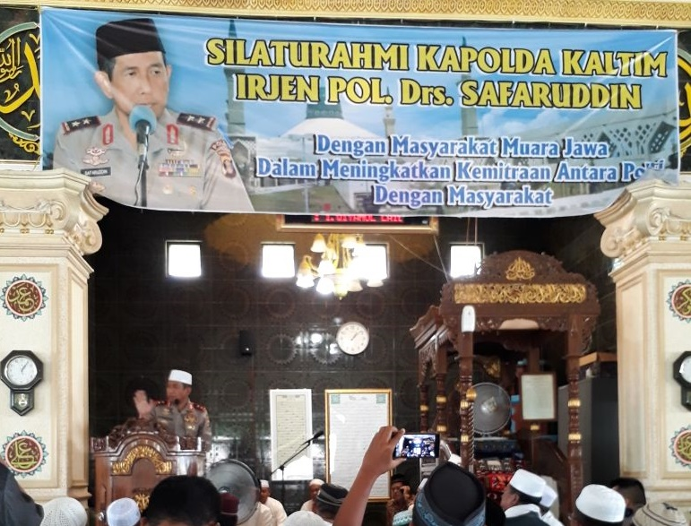 Irjen Pol Safaruddin Bangga Atas Kepercayaan Masyarakat Kaltim Kepada Instansinya