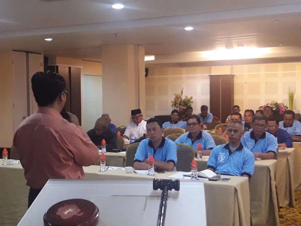Dinas Bangunan dan Penataan Ruang Kota Tangsel Selenggarakan Peningkatan Kapasitas KSM Air Bersih Untuk SPAM Non Perpipaan