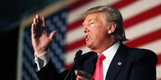 Begini Pidato Trump Soal Yerusalem Sebagai Ibukota Israel