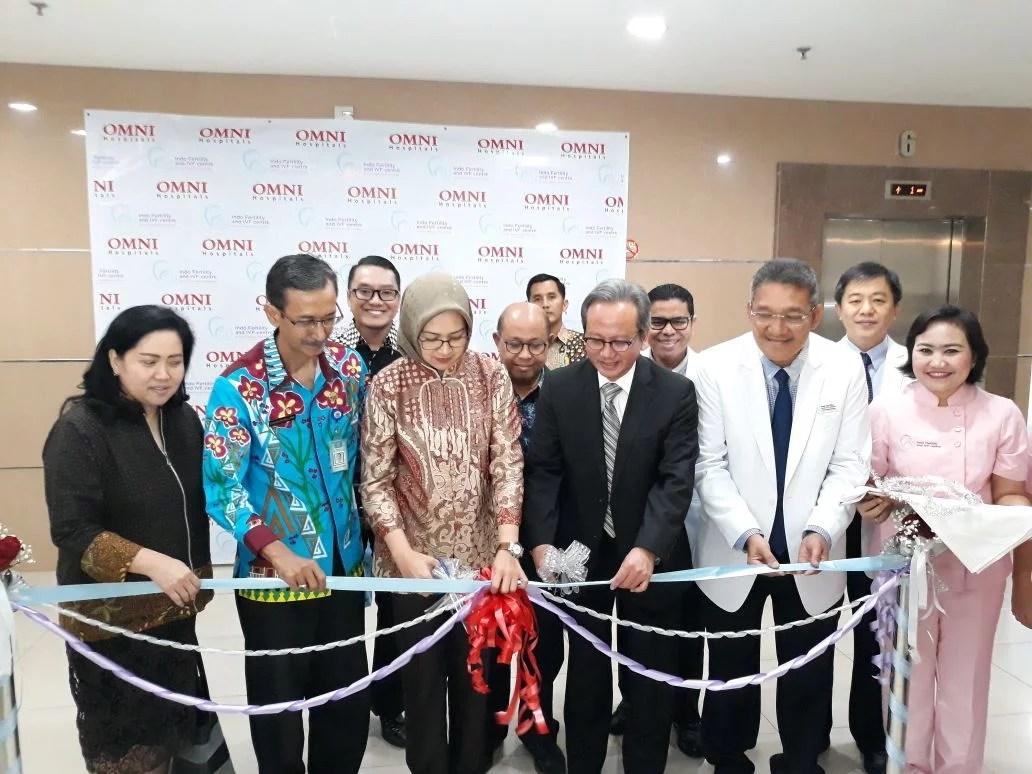 Perdana, Layanan Indo Fertility dan IVF Centre di RS OMNI Hospital Alam Sutera Tangsel