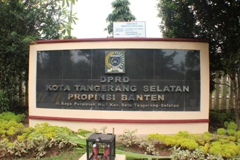 DPRD Tangsel Mulai Genjot Raperda Tata Cara Pemekaran Kecamatan